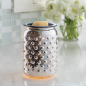 Preview: Candle Warmers Elektrische Duftlampe Illumination - Mercury Glas