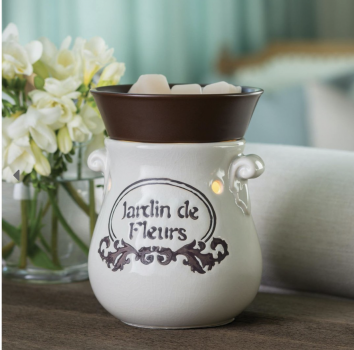 Candle Warmers Elektrische  Duftlampe - French Garden