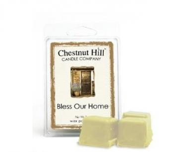 CHESTNUT HILL Candles Soja Duftwachs 85 g BLESS OUR HOME