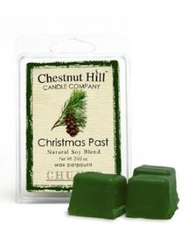 CHESTNUT HILL Candles Soja Duftwachs 85 g CHRISTMAS PAST