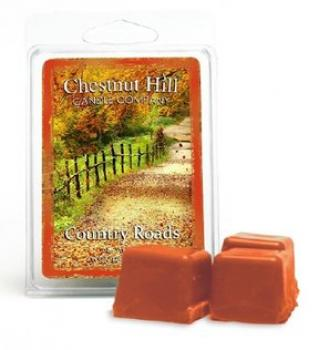 CHESTNUT HILL Candles Soja Duftwachs 85 g COUNTRY ROADS