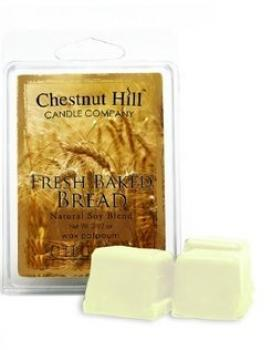 CHESTNUT HILL Candles Soja Duftwachs 85 g FRESH BAKED BREAD