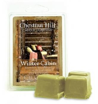 CHESTNUT HILL Candles Soja Duftwachs 85 g WINTER CABIN