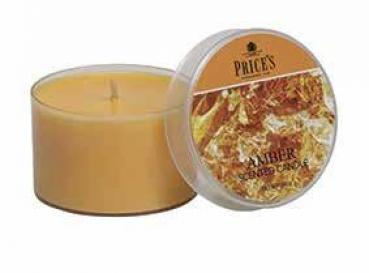 Prices Patent Candle - Tin Duftkerze Amber 100g