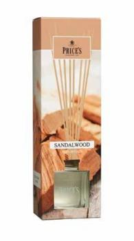 Prices Red Diffuser Sandalwood 100ml