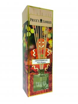 Prices Red Diffuser Gingerbread 100ml