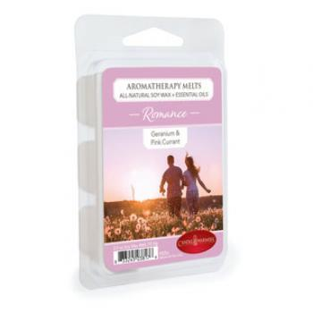 Candle Warmers Aromatherapy Romance - Geranium & Pink Currant