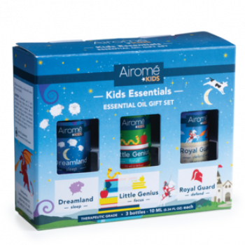 AIROME Geschenk Set KIDS Essential Oils 3 x 10 ml