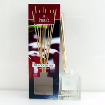 Prices Red Diffuser Black Cherry 100ml