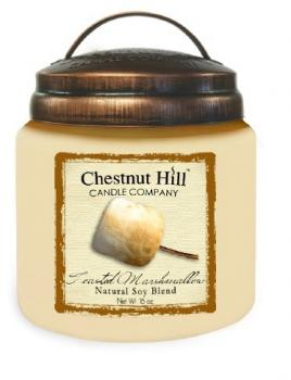 CHESTNUT HILL 2 Docht Duftkerze TOASTED MARSHMALLOW 450g