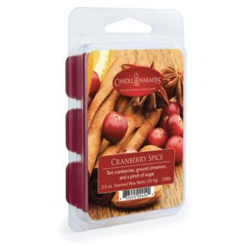 Candle Warmers Classic Duftwachs -  CRANBERRY SPICE 70g