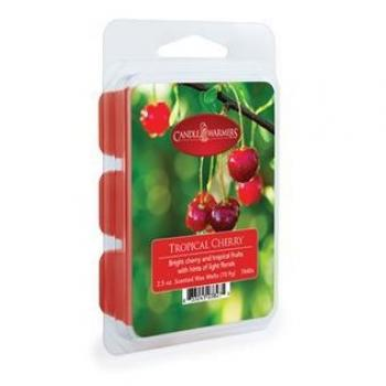 Candle Warmers Classic Duftwachs - TROPICAL CHERRY 70g