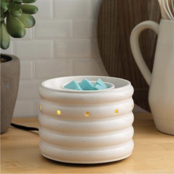Candle Warmers Elektrische Duftlampe - FARMHOUSE mit Ventilator