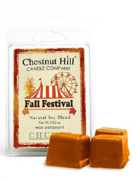 CHESTNUT HILL Candles Soja Duftwachs 85 g FALL FESTIVAL
