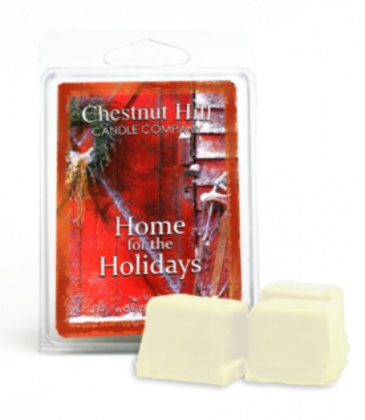 CHESTNUT HILL Candles Soja Duftwachs 85 g HOME FOR THE HOLIDAYS