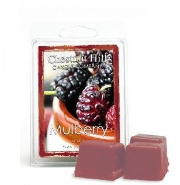 CHESTNUT HILL Candles Soja Duftwachs 85 g MULBERRY