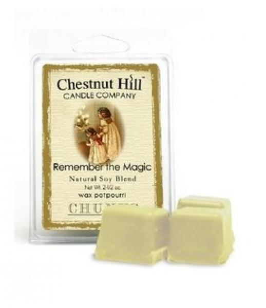 CHESTNUT HILL Candles Soja Duftwachs 85 g REMEMBER THE MAGIC