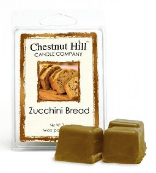 CHESTNUT HILL Candles Soja Duftwachs 85 g ZUCCHINI BREAD