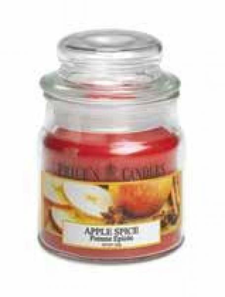 Prices Patent Candle - Small Jar Duftkerze Apple Spiced 100g