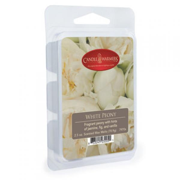 Candle Warmers Classic Duftwachs - WHITE PEONY 70g