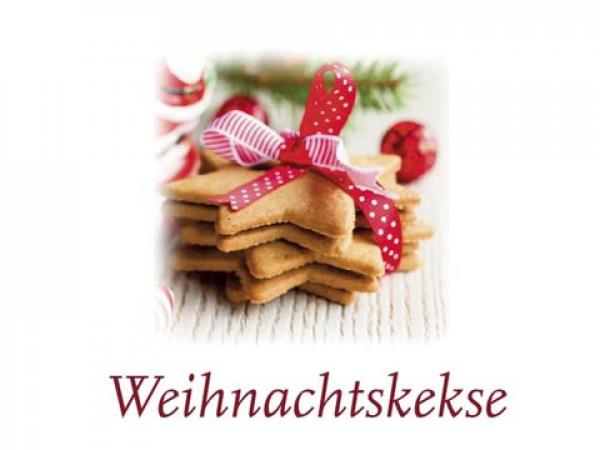 Scented Cubes Duftwachs Weihnachtskekse