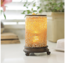 Candle Warmers Elektrische Duftlampe Illumination -  Crackled Amber